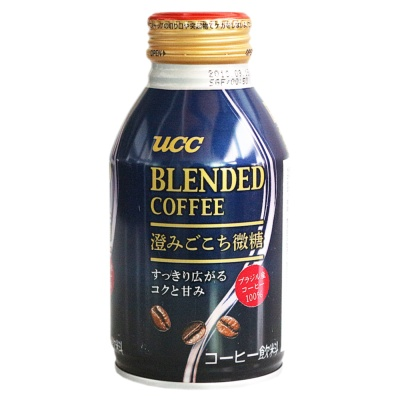 UCC Low-sugar Milk Coffee 260ml
