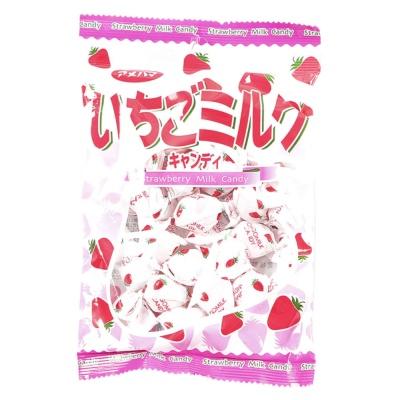 Amehama Strawberry Milk Candy 95g