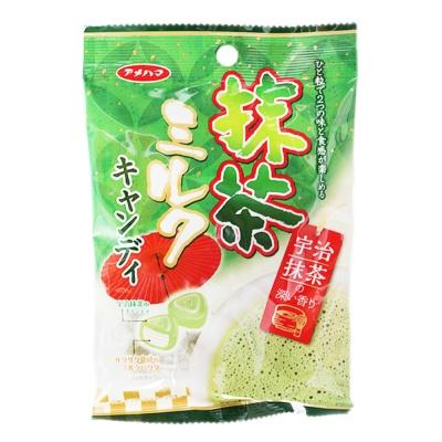 Amehama Matcha Flavored Candy 75g