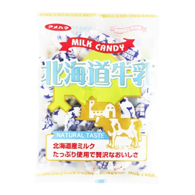 Amehama Milk Candy 100g