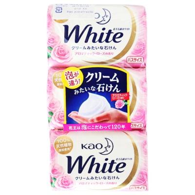 KAO Bath Soap(Rose) 390g