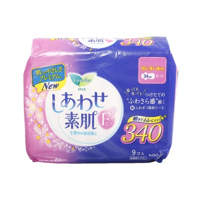 Kao Flair Overnight Pads 9p
