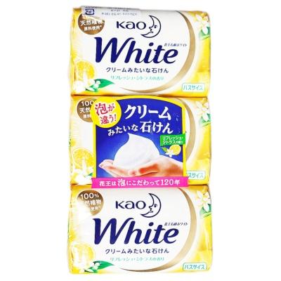 KAO Bath Soap (Tangerine) 390g