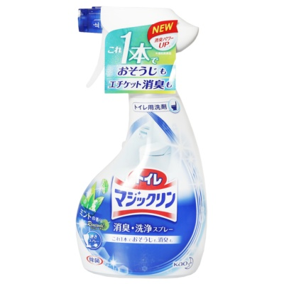 Kao Toilet Cleaning Spray(Mint) 380ml