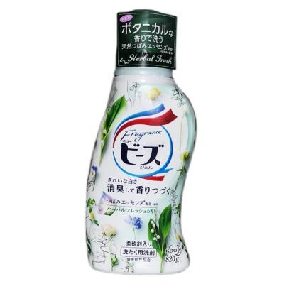 Kao Herbal Fresh Laundry Liquid 820g