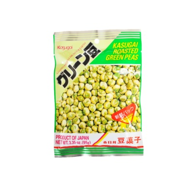 Kasugai Roasted Green Peas 81g