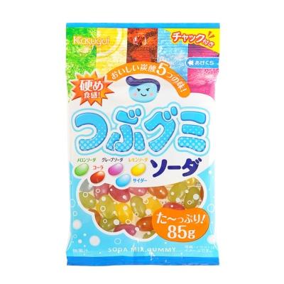 Kasugai Soda Mix Gummy 85g