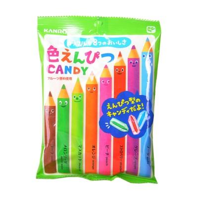 Kanro Pencil-Shaped Candy 80g