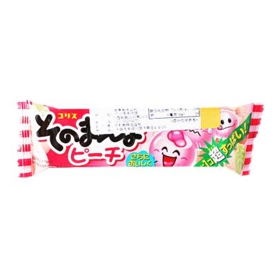 Coris Peach Bubble Gum 14.4g