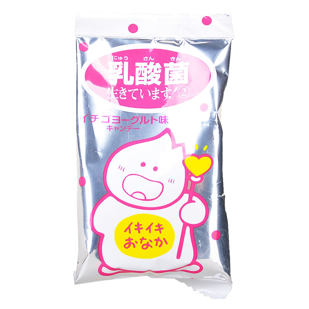 Kikko Strawberry Yogurt Flavor Candy 20g