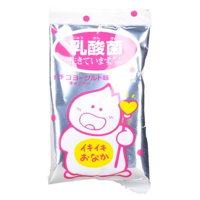 Kikko Strawberry Yogurt Flavor Candy 20g