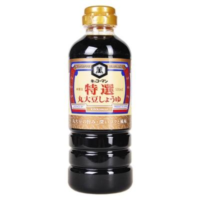 Kikkoman Soy Sauce (Fermented Soy Sauce) 500ml