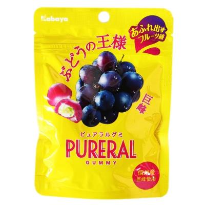 Pureral Grape Soft Candy 50g