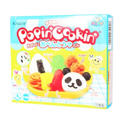 Kracie Popin Cookin(Bento Shape) 29g