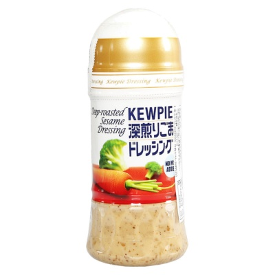 Kewpie Sesame Flavor Salad Dressing 150ml