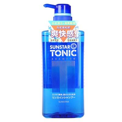 Sunstar Tonic Refreshing Nourishing Shampoo 520ml