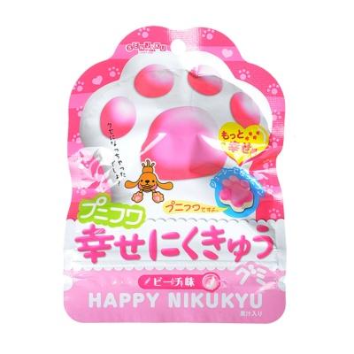Senjaku Fudge-Peach Taste 40g
