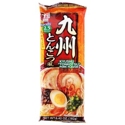 Isuki Kyushu Tonkotsu Pork Flavor Noodle 182g
