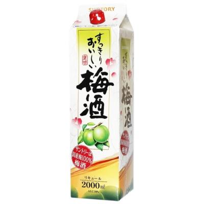 Suntory Plum Wine 2L