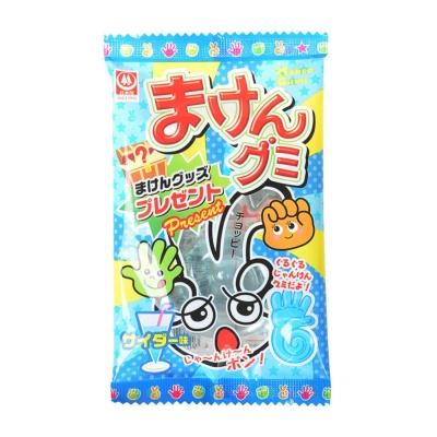 Maken Gummy Sider Aji 15g