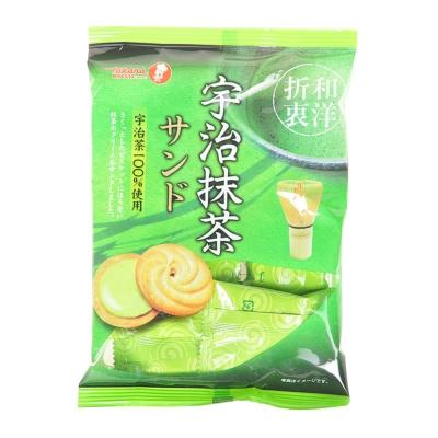 Takana Matcha Flavor Biscuit 85g