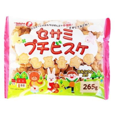 Takara Sesame Biscuits 265g