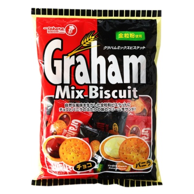 Takara Craham Mix Biscuit 300g