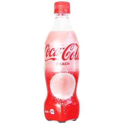 Cocacola Peach 500ml