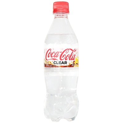 Coca Cola Clear 500ml