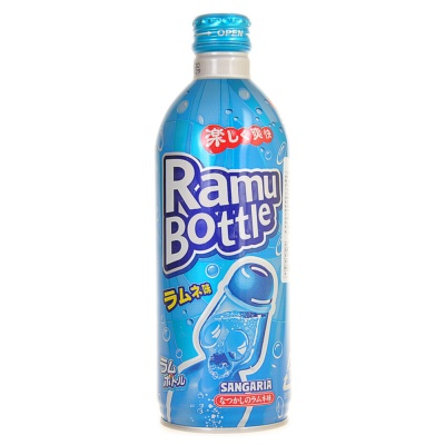 Sangaria Romu Bottled Soda 500ml