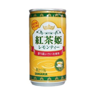 Sangaria Lemon-flavored Tea 190g