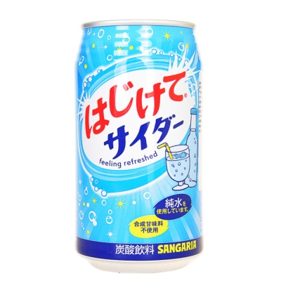 Sangaria Soda Drink 350g