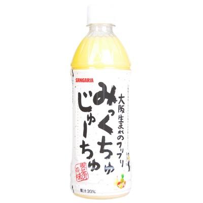 三佳利多种经典水果乳味饮料 500ml