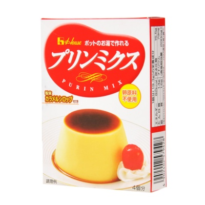 House Pudding&Jelly Premixed Powder 77g