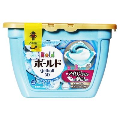 P&G Laundry Gelball (Floral) 18个/347g