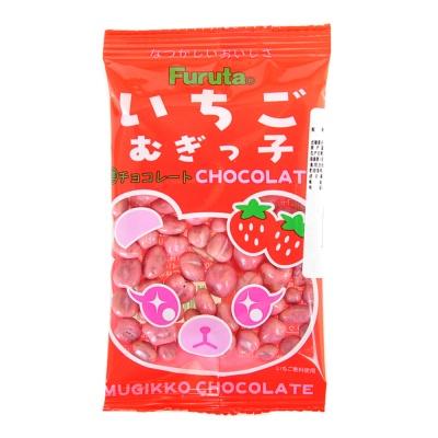 Furuta Strawberry Mugikko Chocolate 13g