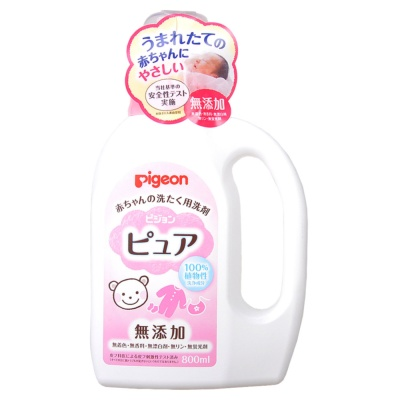 Pigeon Baby Laundry Detergent 800ml