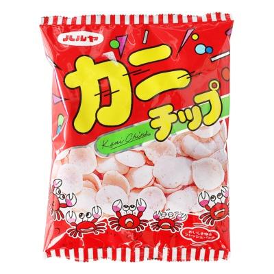 Haruya Crab Flavor Kani Chips 60g