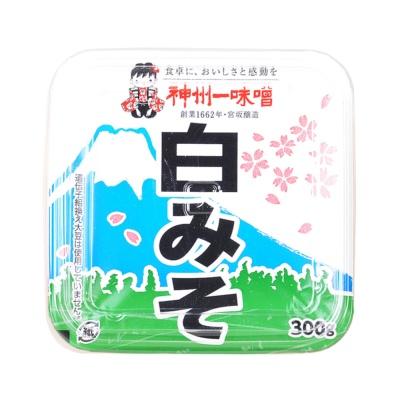 Shinshiyuraichi White Miso(Bean Paste) 300g