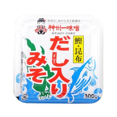 Shinshiyuraichi Seasoning Miso(Bean Paste) 300g