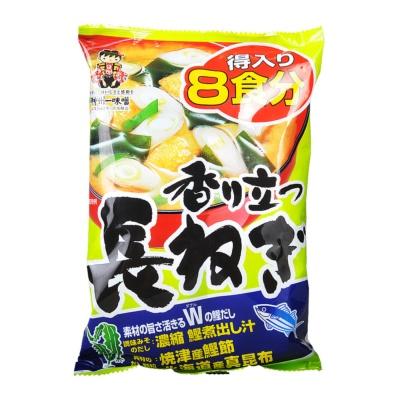 Shinshiyuraichi Long Onion Miso 167.2g