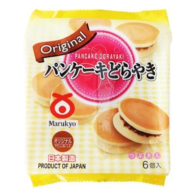 Marukyo Red Bean Flavor Pancake Dorayaki 310g