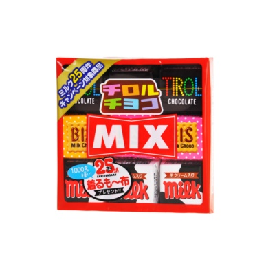Tirol Chocolate Mix 40g