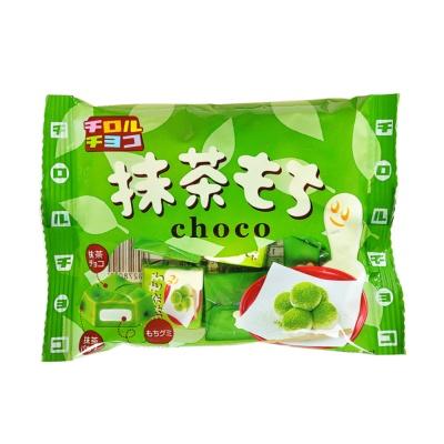 Choco Matcha With Rice Cake Chocolate 7p