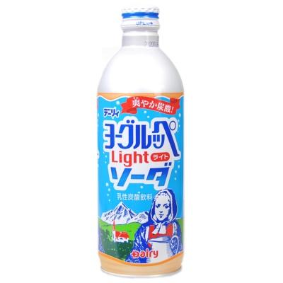 Light Dairy Soda Drink 490ml
