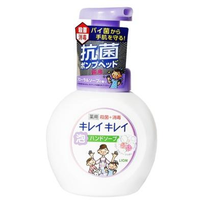 Lion Floral Foam Hand Sanitizer 250ml