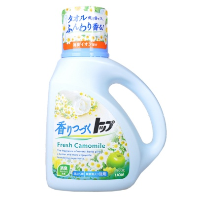 Lion Fresh Camomile Scented Laundry Detergent 900g
