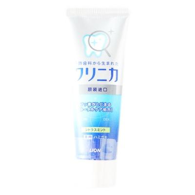 Lion Enamel Cleansing Toothpaste(Herbal Mint) 130g