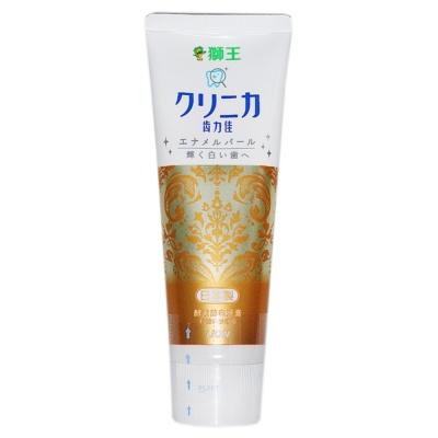 Lion Enamel Pearl Toothpaste(Lemon Ice Ginger Mint)