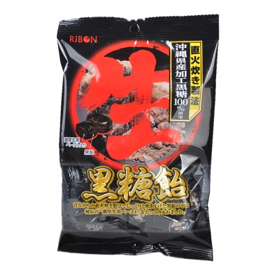 Ribon Raw Brown Sugar 125g